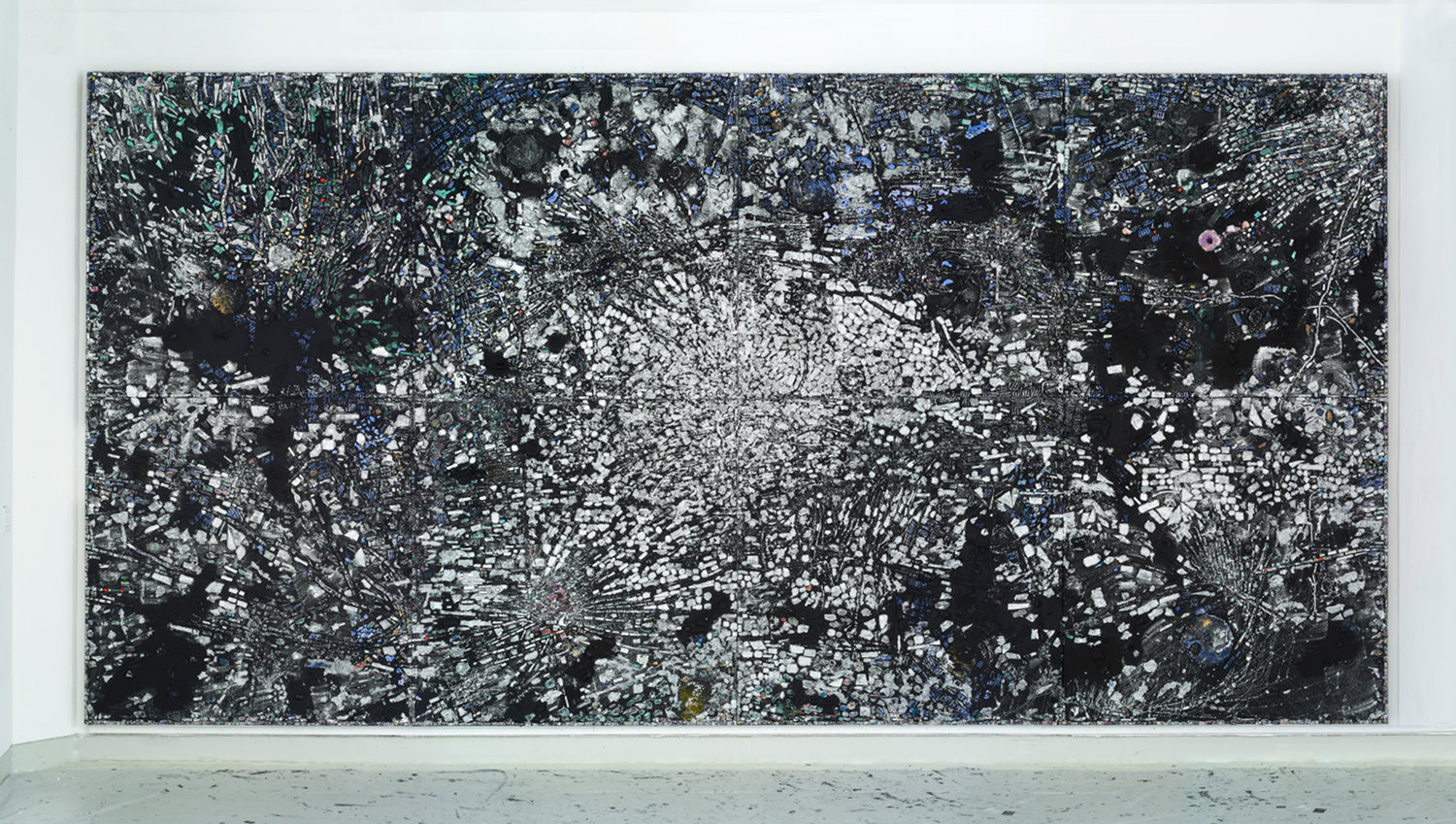 Jack Whitten, courtesy Zeno X Gallery et Alexander Gray Associates