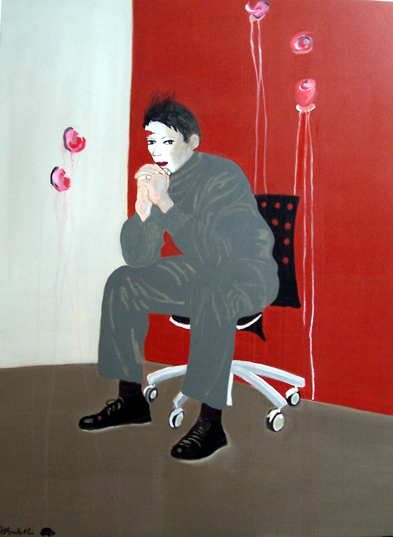 Dominique Albertelli courtesy galerie 1161