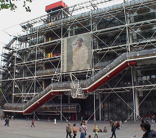 c.G.Pompidou