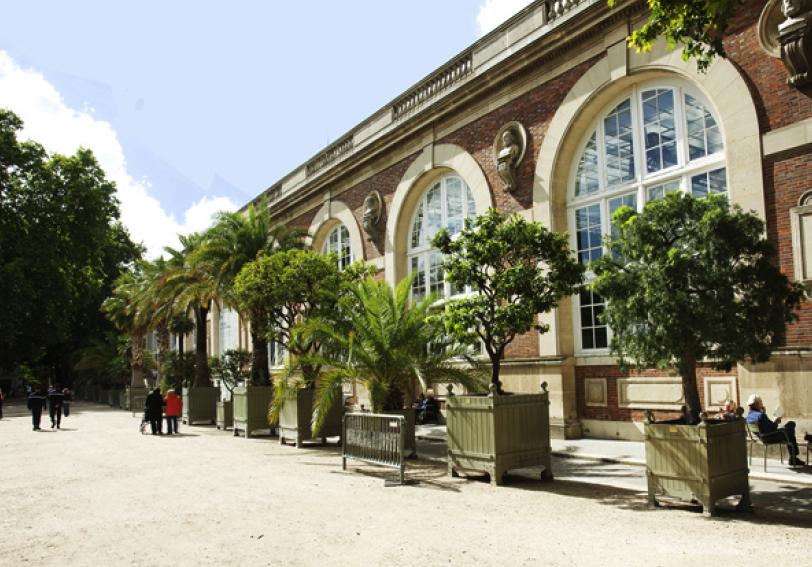 L orangerie du s nat jardin du luxembourg artshebdom dias - Jardin du luxembourg adresse ...