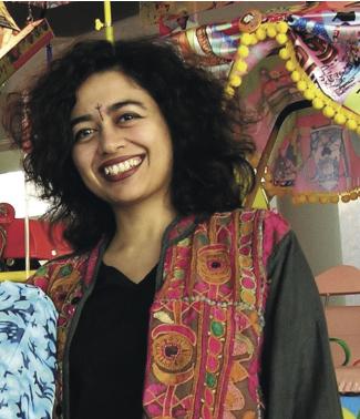 Ketna Patel.