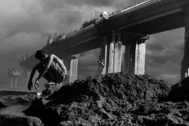 «Habana» (vidéo), Edouard Salier