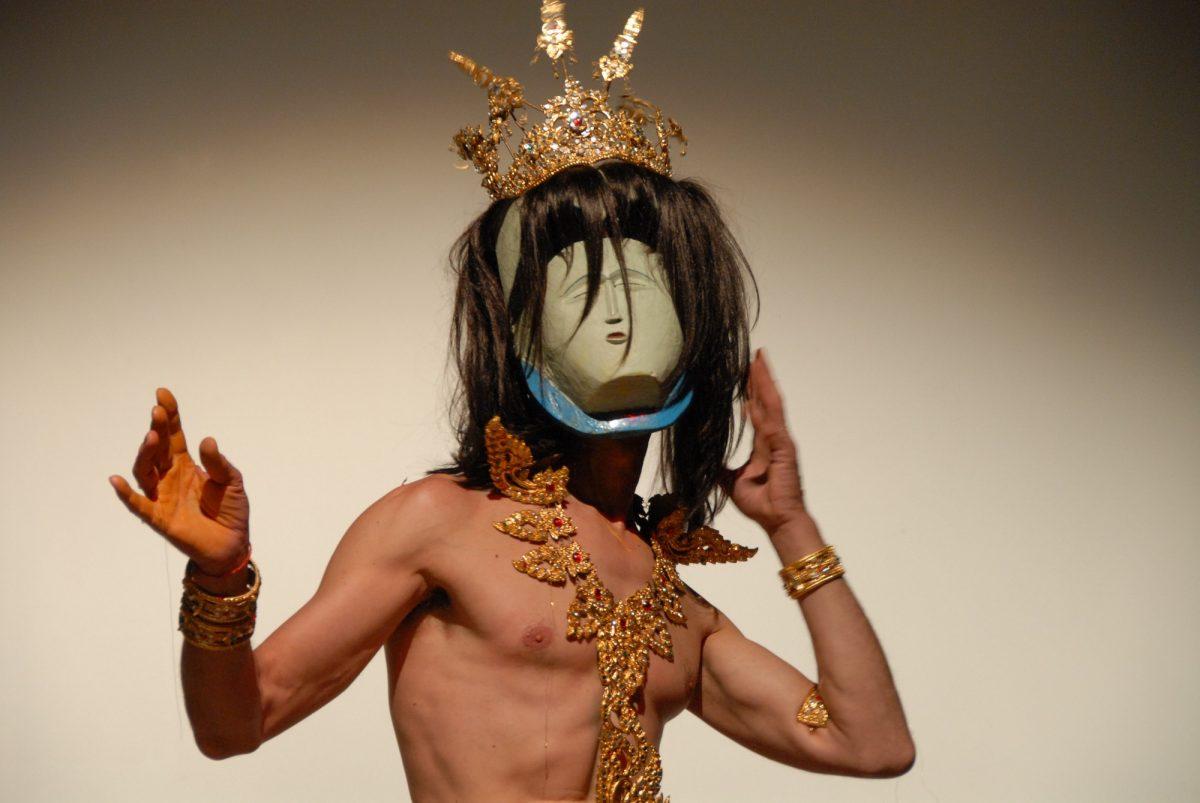 Ô Nuit enchanteresse, performance présentée lors de Nuit blanche 2008, Skall.