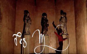 Capture d'écran de la bande annonce réalisée par Gildas Malassinet-Tannou pour la Nuit des Musées à Toulouse.