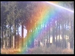 L'Arc-en-ciel (arrêt sur image), Richard Skryzak, 2001.
