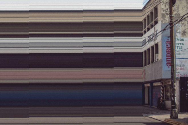 <i>Archi-Réminiscence #5</i>, Claire Burelli, 2014. Exposition <i>Mains libres</i> à Montréal<br><br>