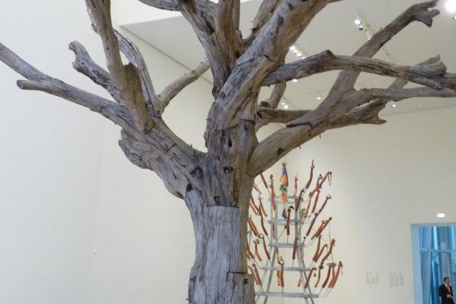 « Tree », Ai Weiwei, 2010