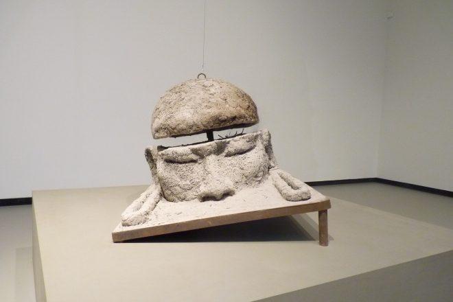 « Sudden Awakening », Zhang Huan, 2006