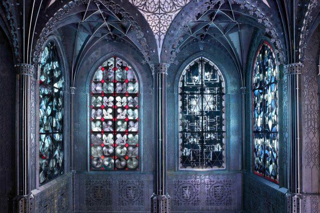 «Chapelle», Wim Delvoye, 2006
