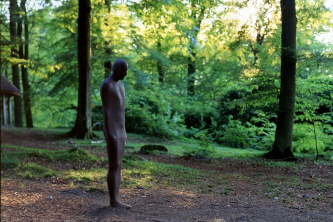 «Together and Apart», Antony Gormley, 2001