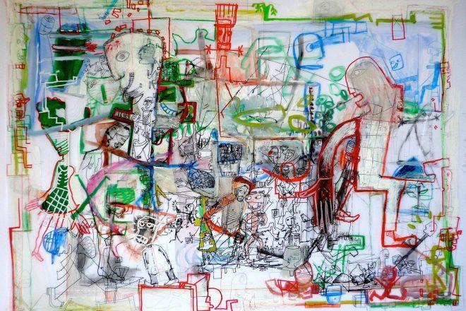 L'abstraction singulière de Caroline Veith