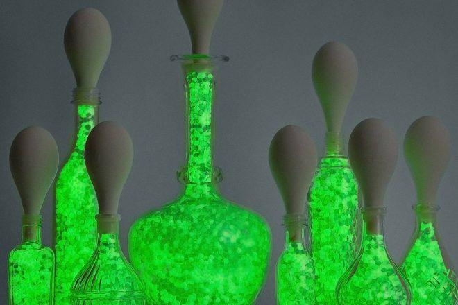 Veilleuses nomades «Courtoise», par Maisonnée (galerie VIA)