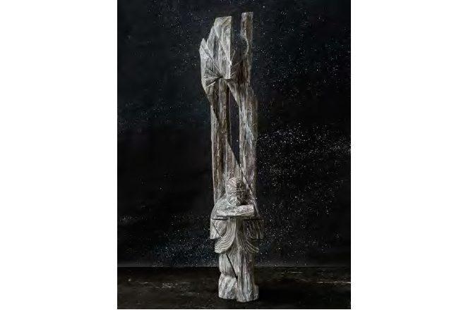 «Présence de bois», Nicolas Alquin