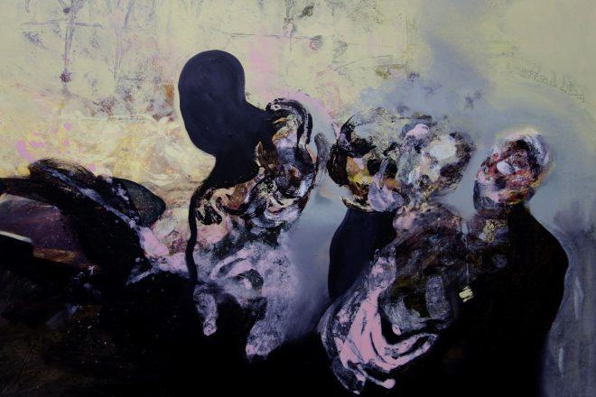 La peinture amoureuse de Christophe Miralles