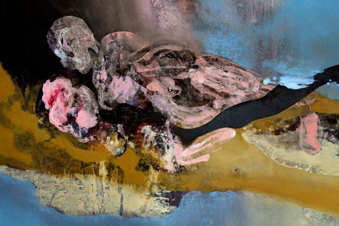 «Dans sa bouche et ses mains», Christophe Miralles