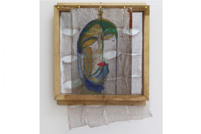 «Sans titre», Marisa Merz, 2009