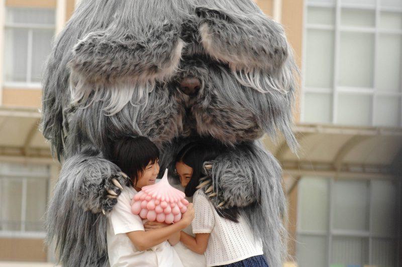 Jellyfish Eyes (arrêt sur image vidéo), Takashi Murakami, 2013.