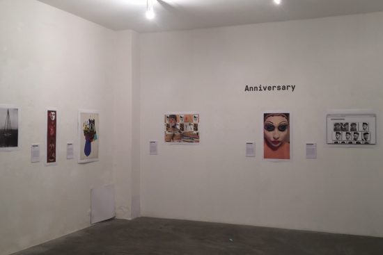 Vue de l'exposition «Dadaclub.online»