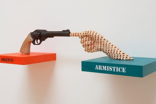 « What is peace », Aimé Mpane