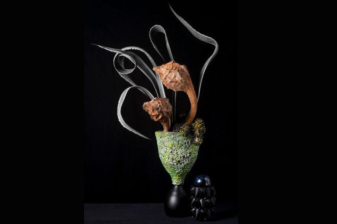 L'ikebana vaudou de Stéphane Margolis