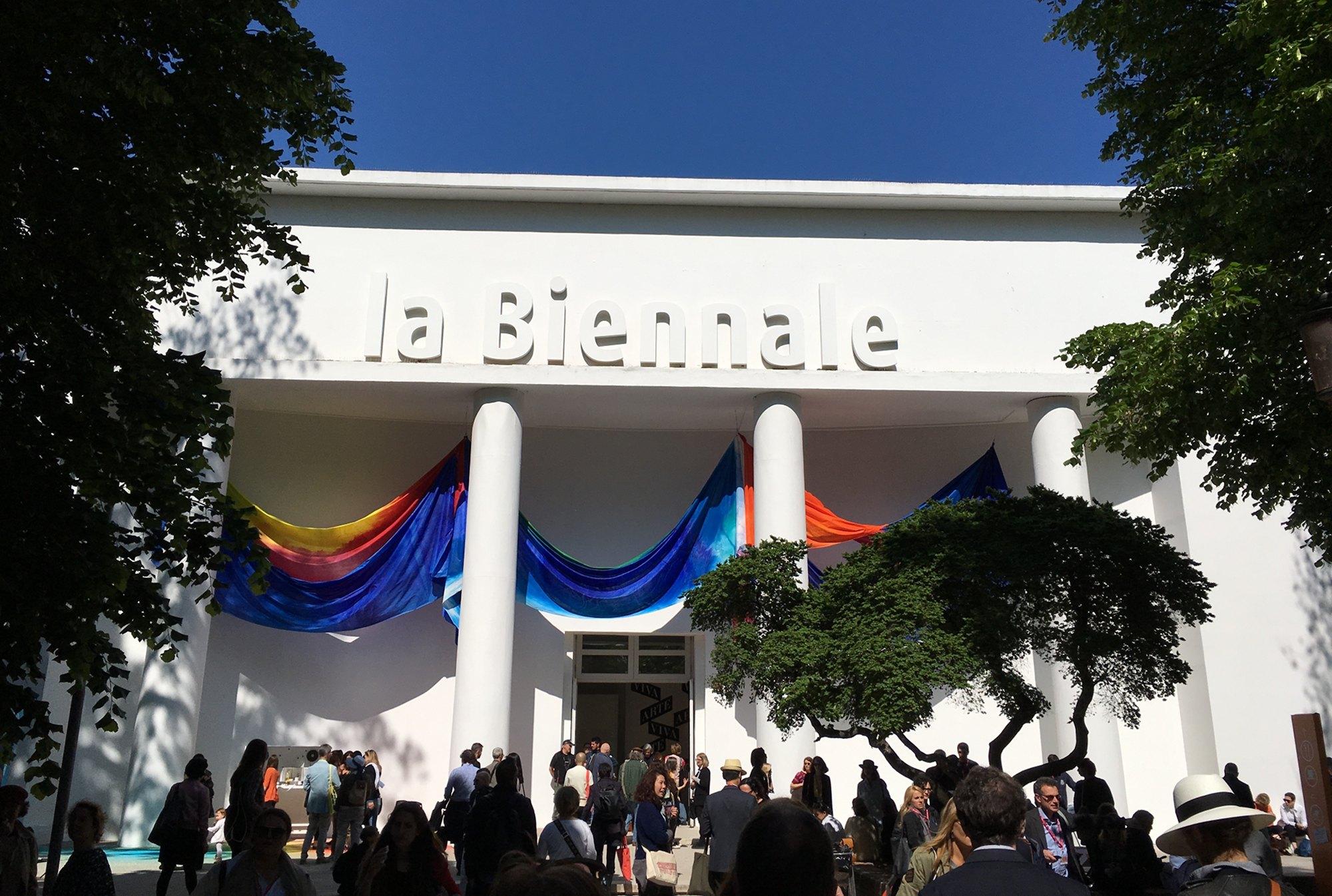 Biennale de Venise : le nouvel Olympe - ArtsHebdoMédias