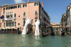 A Venise, le «off» de la biennale s'impose