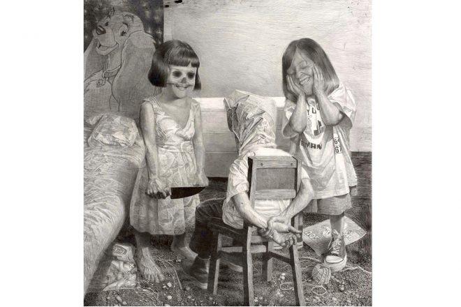 «Jeu d'enfant #1», Jérôme Zonder, 2011