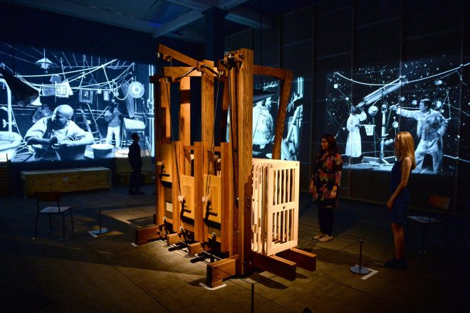 « The Refusal of Time », William Kentridge, 2012