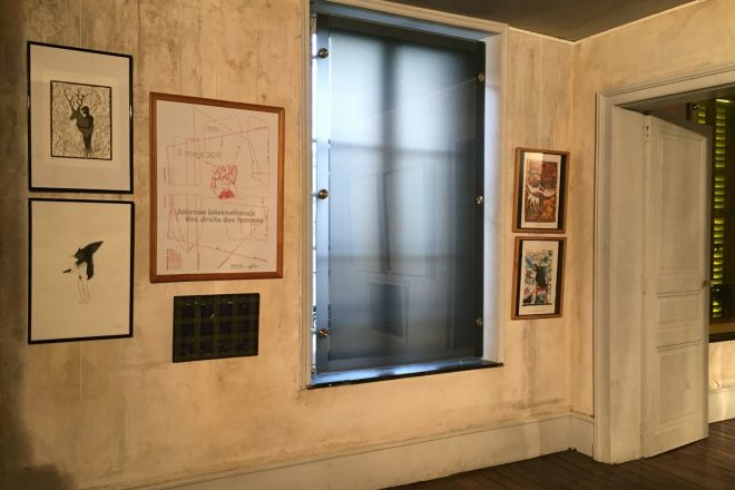 Vue de l'exposition «Balak #7»