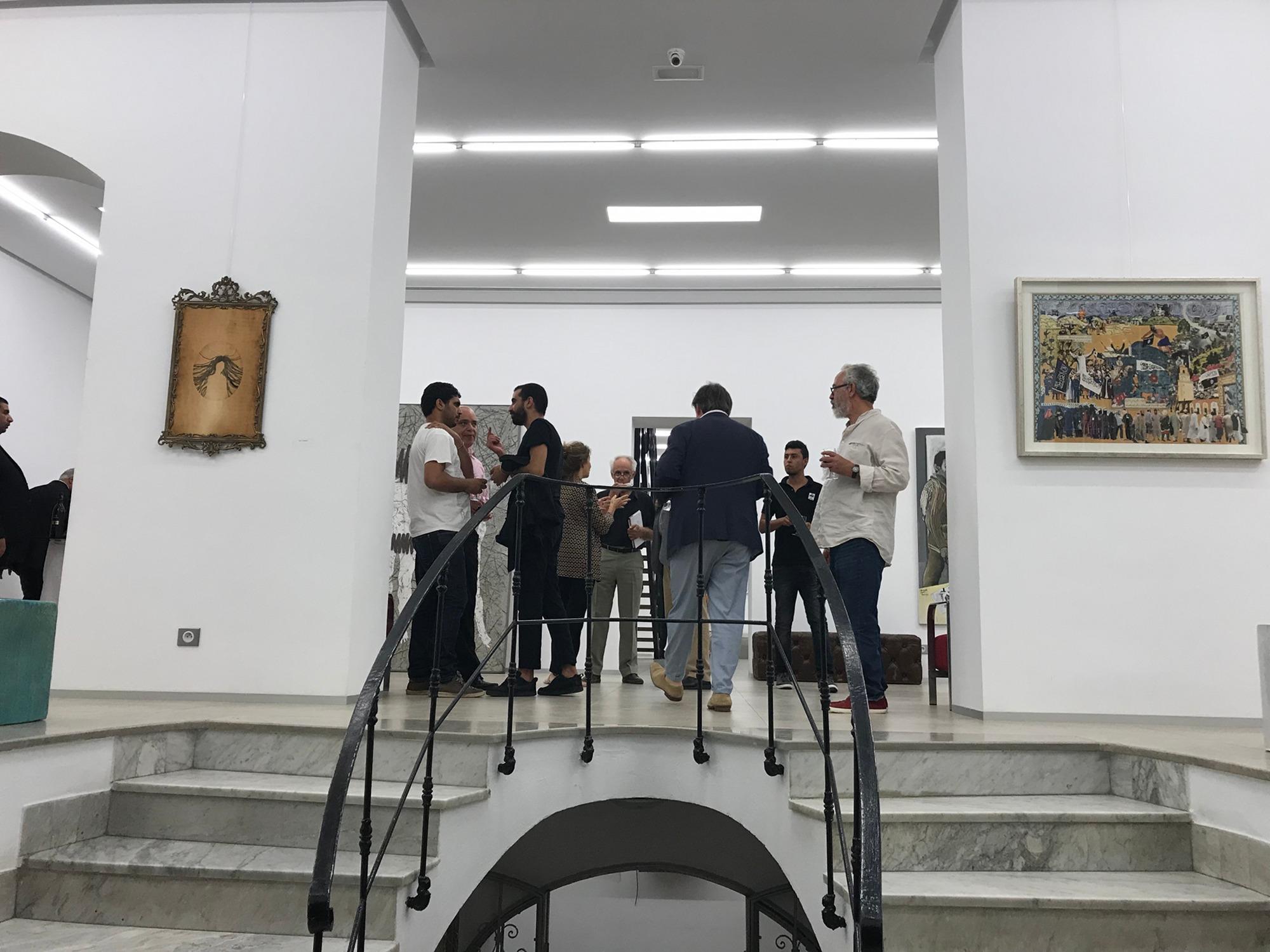 La galerie El Marsa