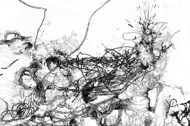 Série « Bacillus thuringiensis, (Bt) » n°3, Iglika Christova, 2017