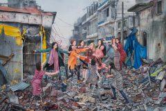 Les utopies de Nazanin Pouyandeh et Simon Pasieka