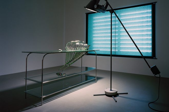 « Table-II », Ulf Rollof, 2007