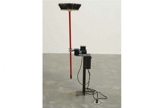 «Sans titre», Piero Golia, 2007