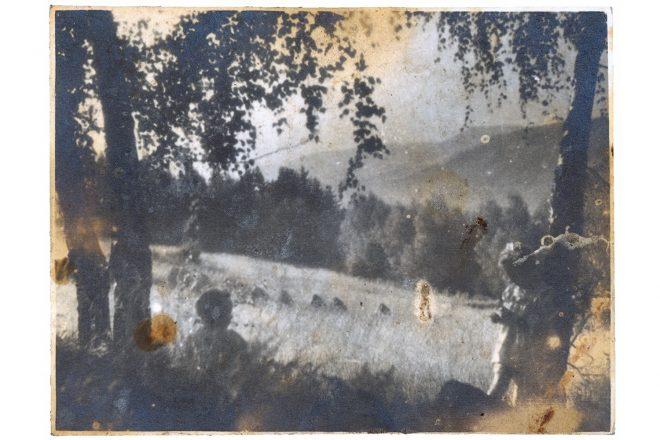 Photo d'archive de la famille Sosnowski