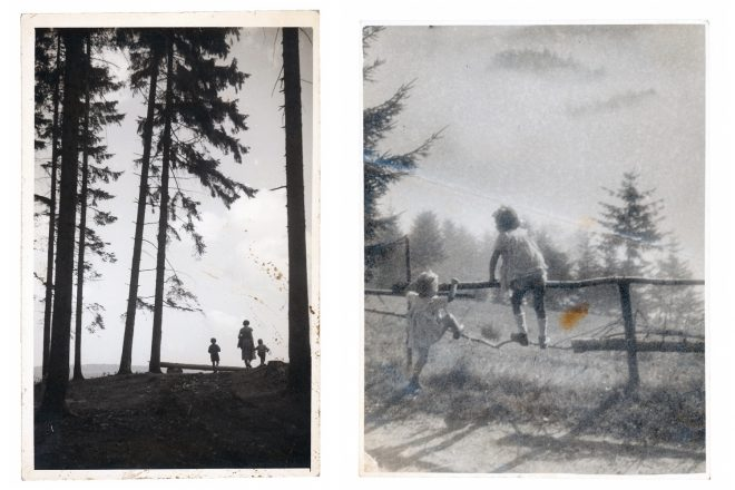 Photos d'archive de la famille Sosnowski