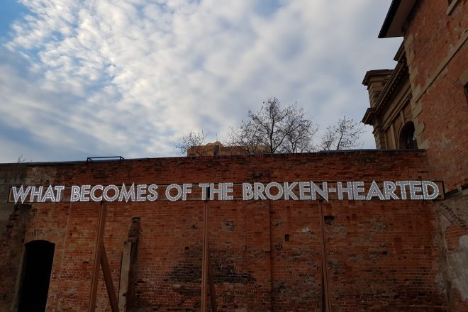 « What Becomes Of The Broken-Hearted », Robert Montgomery