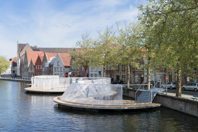 «The Floating Island», OBBA