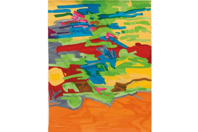 « Marée Basse », Etel Adnan, 1967-1973