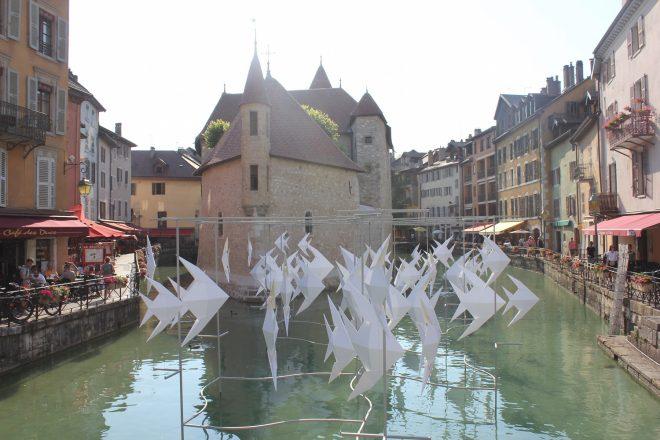 « Origamis », Antoine Milian