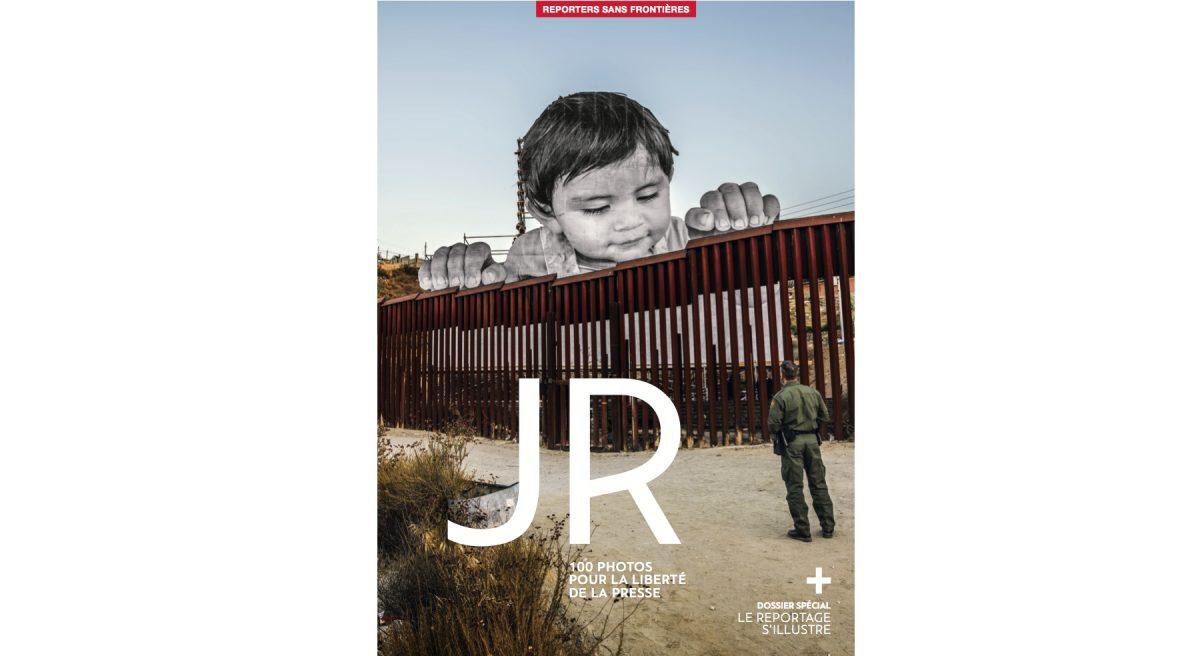 Ce jeudi 5 juillet, sort en kiosque un nouvel album de la série « 100  photos pour la liberté de la presse », éditée par Reporters sans frontières.