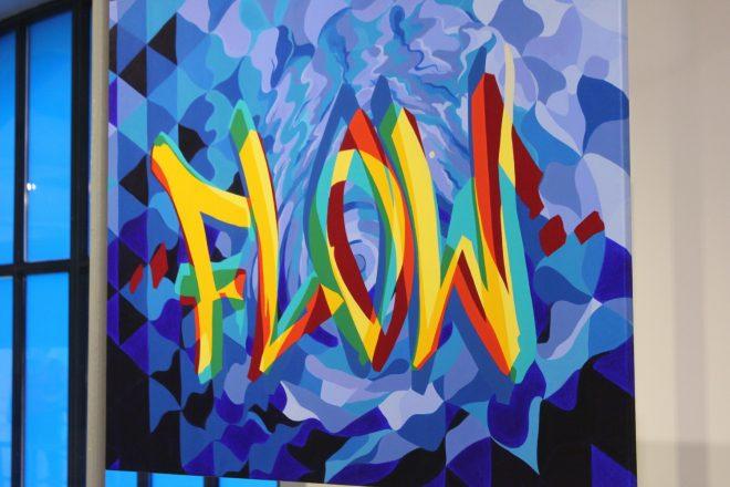 « Flow », Myre