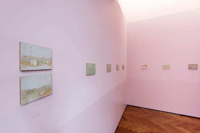 « Age Piece series », Francis Alÿs, 1982-2018