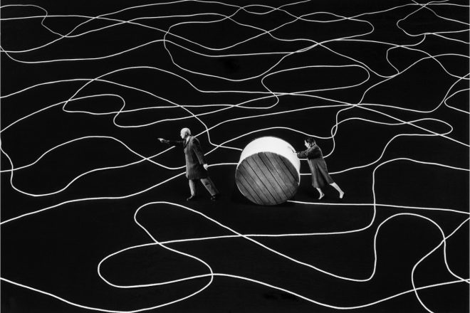 « Le visionnaire », Gilbert Garcin