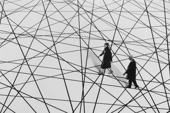 « Le choix évident », Gilbert Garcin