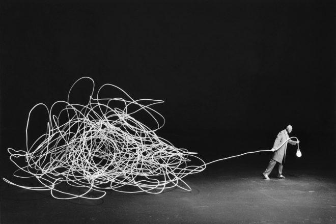 « Diogène ou la lucidité », Gilbert Garcin