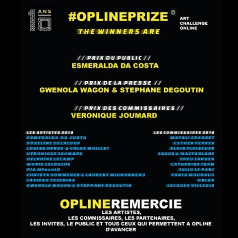 OplinePrize