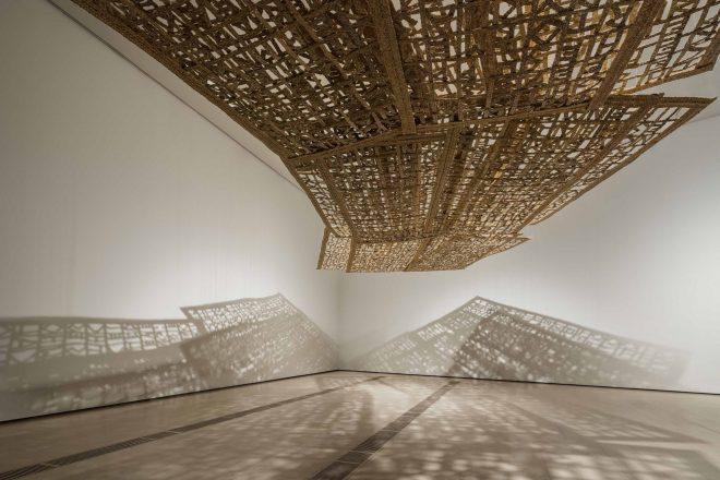 «Sin título (Pasaje I)», Cristina Iglesias, 2002