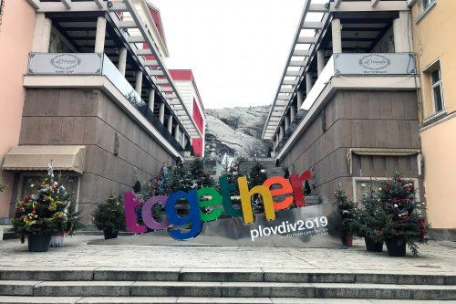 Plovdiv, capitale européenne de la culture 2019