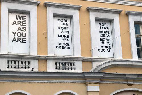 Rue Knyaz Aleksandar, à Plovdiv